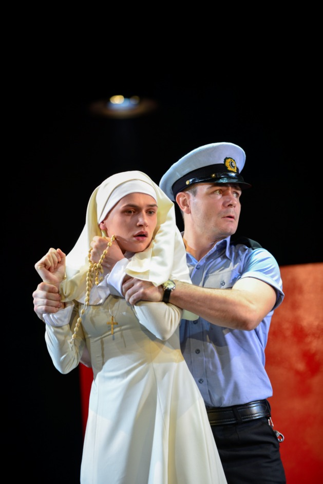 Measure For Measure - Measure for Measure. Anna Khalilulina and Alexander Matrosov (c) Sergei Yasir