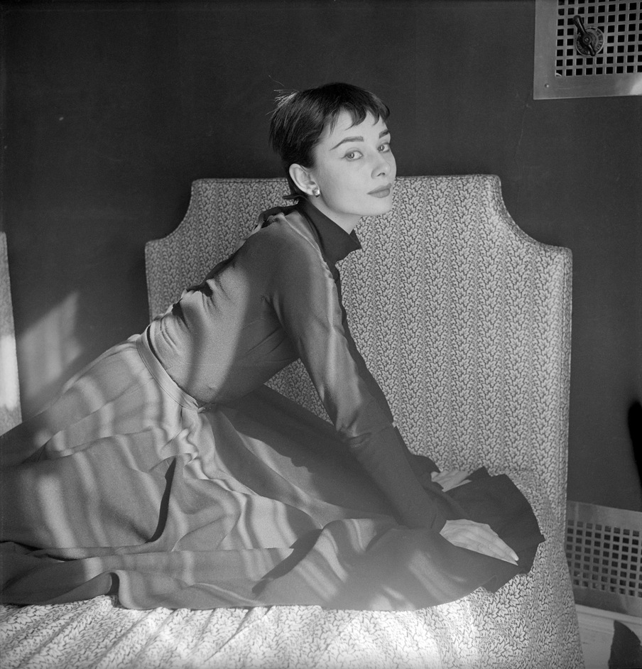 Audrey Hepburn: Portraits of an Icon  - Audrey Hepburn by Cecil Beaton, 1954 (c) The Cecil Beaton Studio Archive at Sothebys