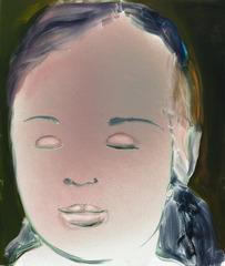 Marlene Dumas: The Image as Burden - Helena's Dream 2008 by Marlene Dumas
