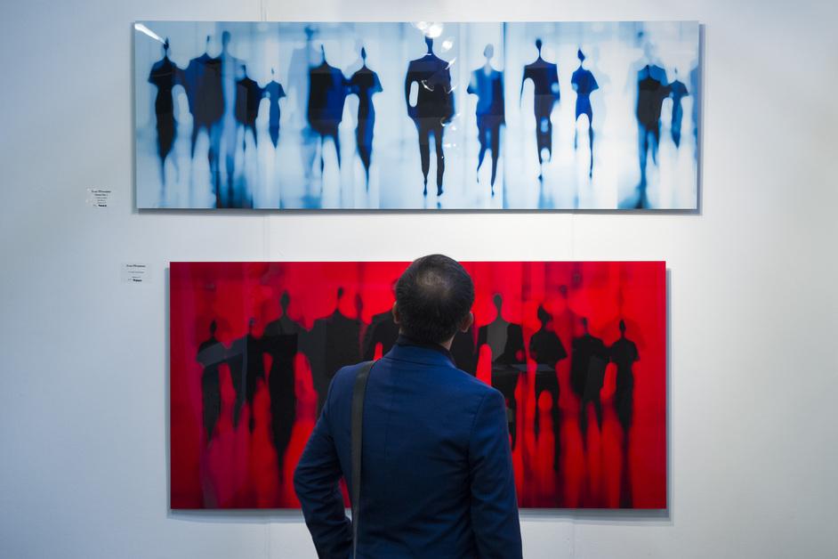 Affordable Art Fair Battersea - Affordable Art Fair, 2014