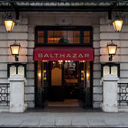Balthazar High Five Afternoon Tea hotels title=