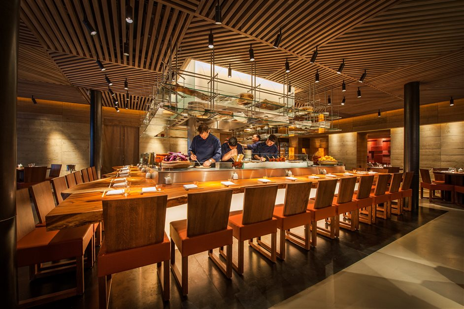 Roka Mayfair North Audley Street London Restaurants