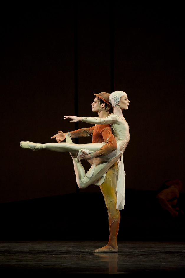 The Royal Ballet: Rhapsody/The Art of Fugue/Gloria