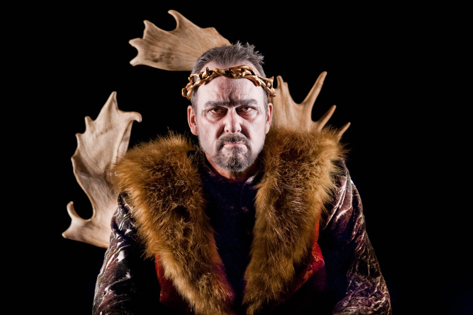 English Touring Opera: King Priam - © Robert Workman