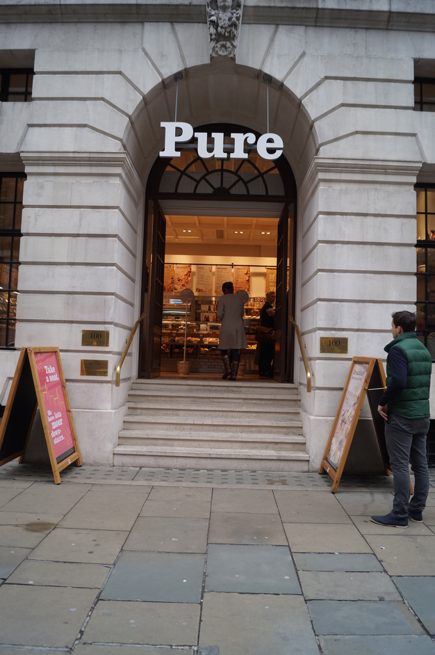 Pure Moorgate London