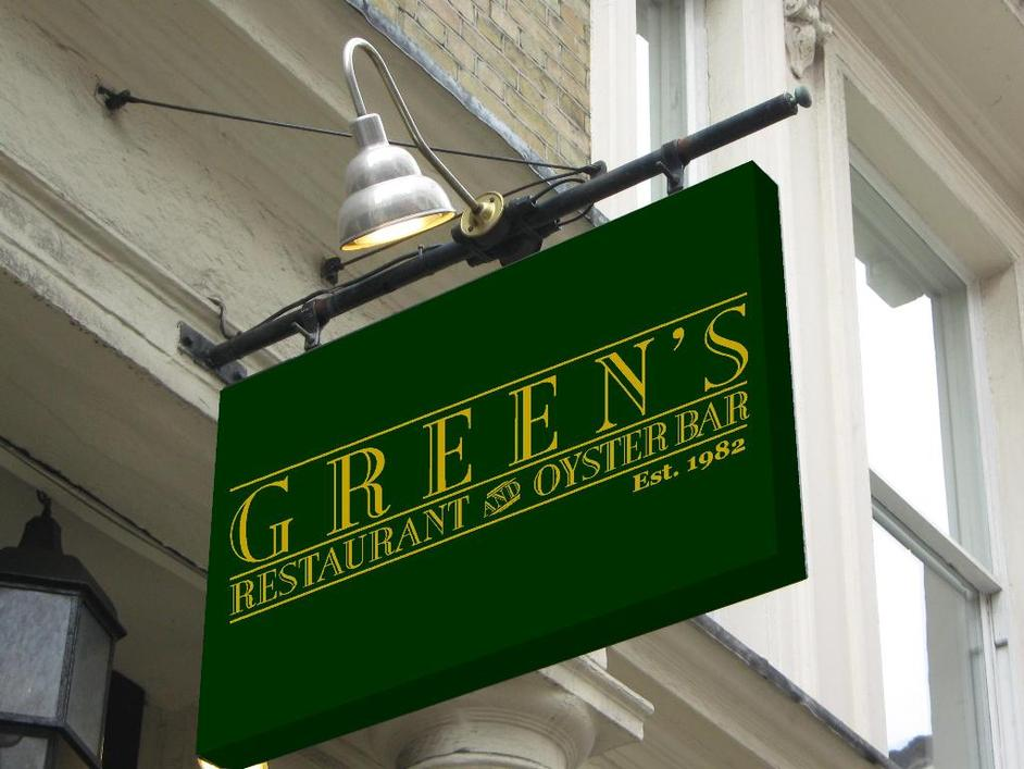 Green's Restaurant and Oyster Bar