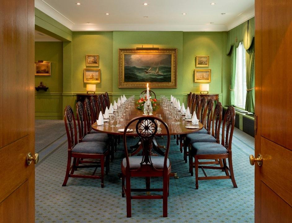 Royal Thames Yacht Club - Edinburgh Room