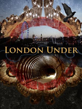 Drifters - London Under by Lama Creative