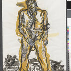 Germany divided - Baselitz and his generation