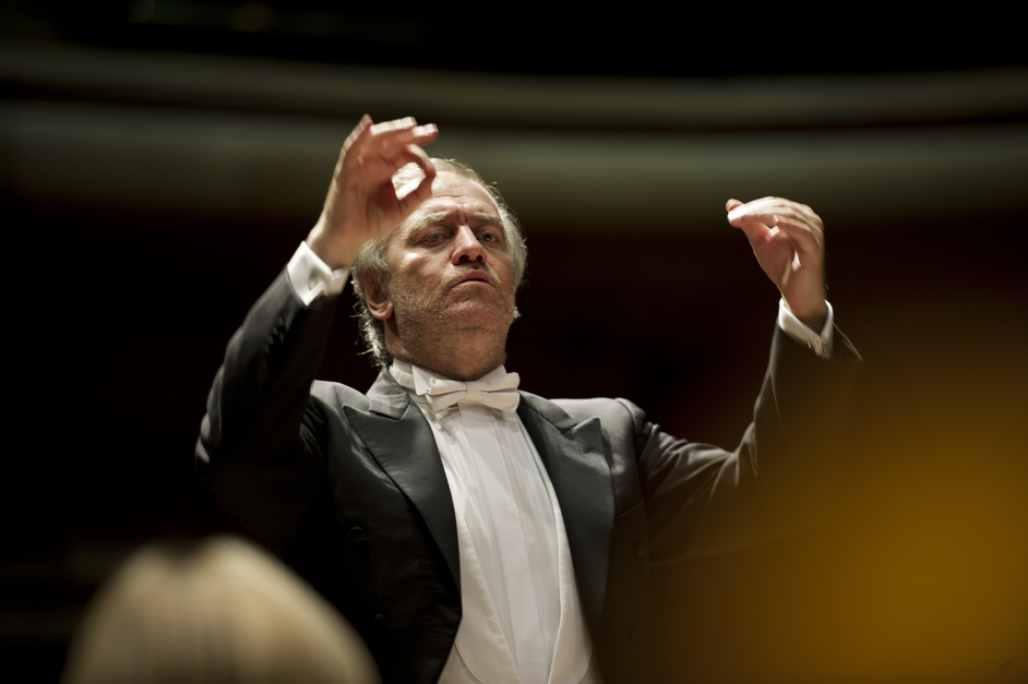 London Symphony Orchestra: Scriabin - Photo credit: Alberto Venzago