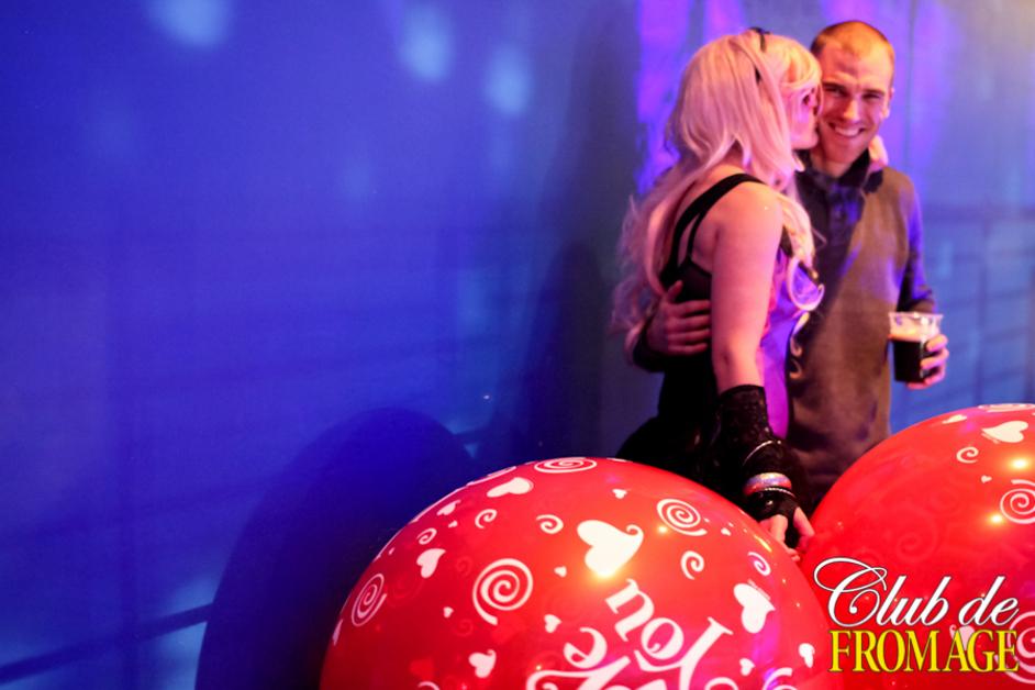 Club De Fromage Valentines Special