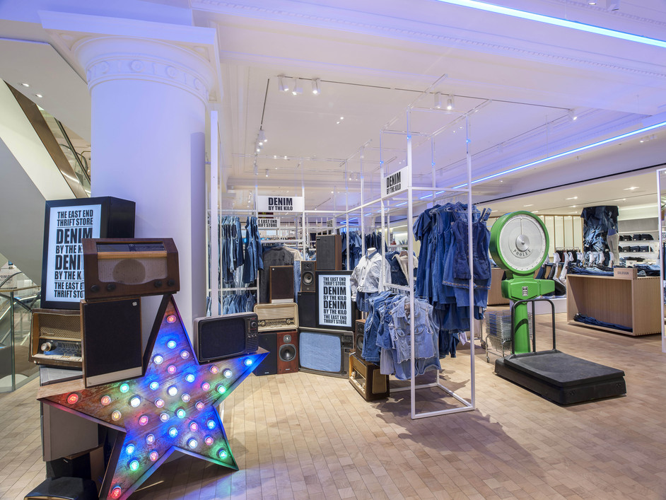 Selfridges - Image courtesy of Selfridges