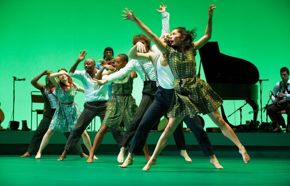 Sadler's Sampled - Fabulous Beast Dance Theatre - Rian 20 & 21 June photo Koen Broos