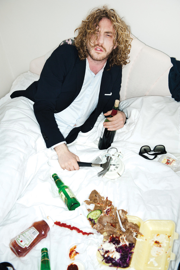 Seann Walsh: The Lie-in King