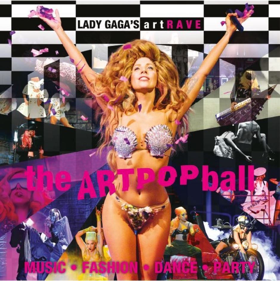 Lady Gaga: The artRave Artpop Ball Tour