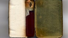This Time in History: What Escapes - Blood Tin (c) Rose Frain