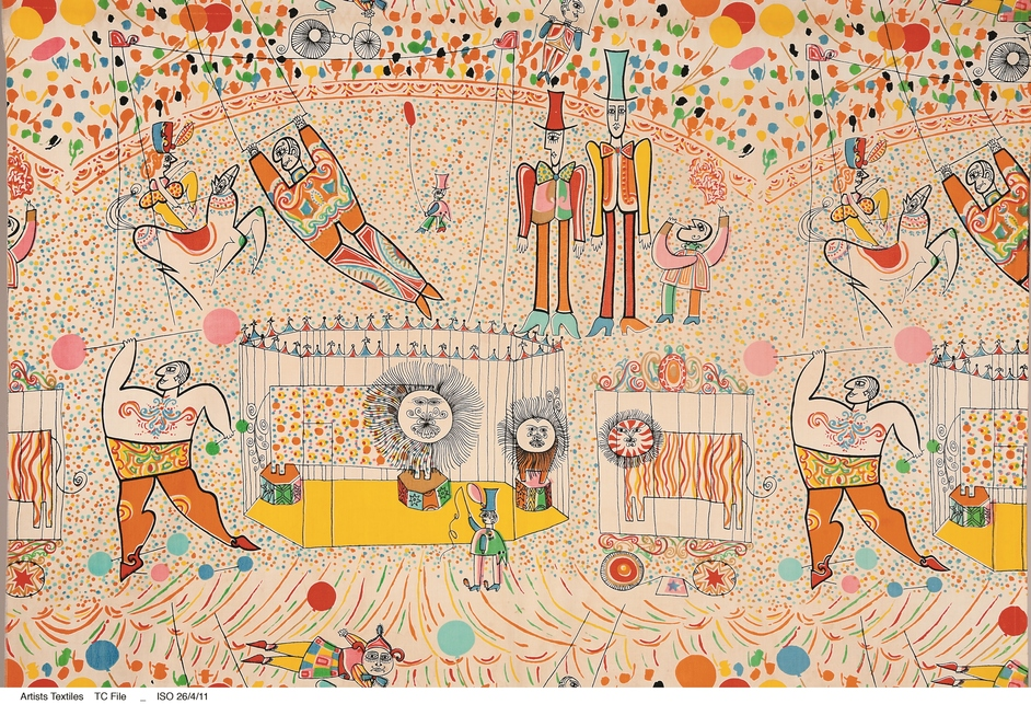 Artist Textiles: Picasso to Warhol