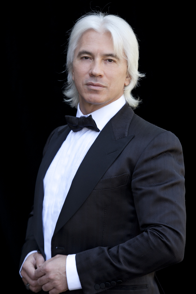 Dmitri Hvorostovsky - Photo credit: Pavel Antonov
