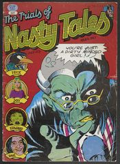 Comics Unmasked: Art and Anarchy in the UK - The Trials of Nasty Tales by Dave Gibbons