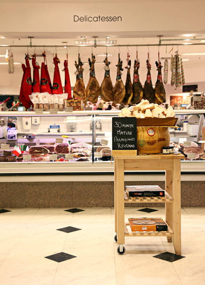 Selfridges Food Hall Images Fitzrovia London Londontown Com
