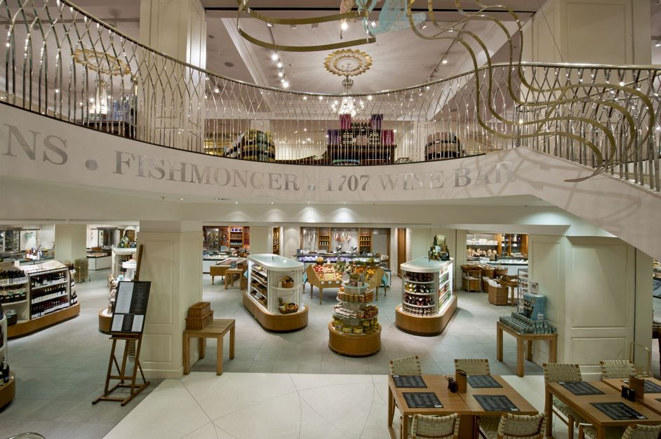 Fortnum Amp Mason Piccadilly London Shopping Department