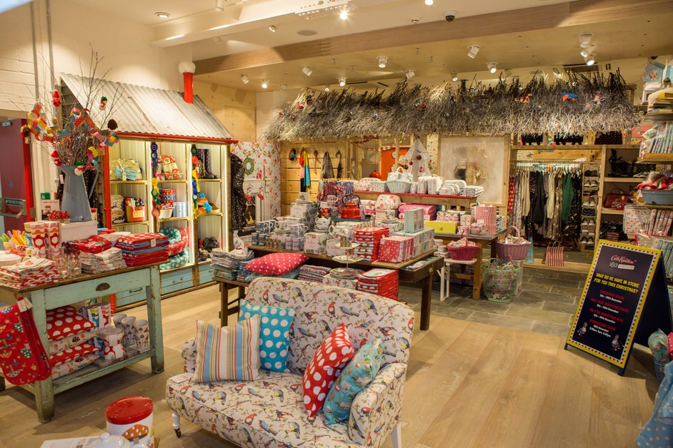Cath Kidston: Flagship Store - © 2013 Debbie Wallwork Photography