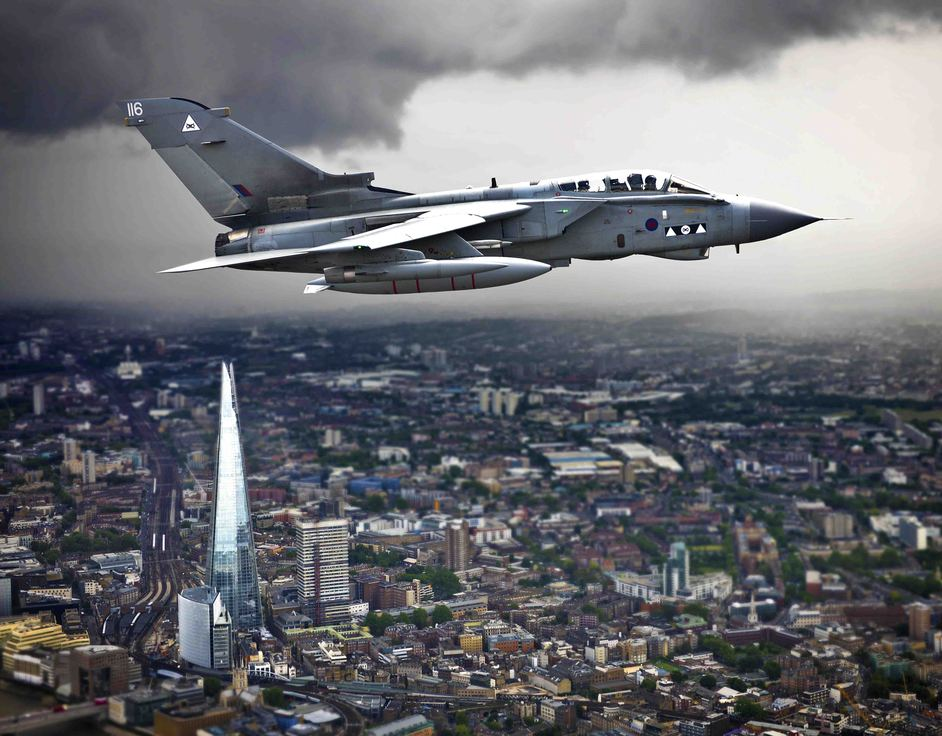 RAF Photographer Of The Year: 2013 - Shard by Graham Taylor, RAF Photograph of the Year © UK MOD Crown Copyright 2013