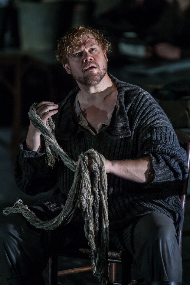 English National Opera: Peter Grimes - (c) Clive Barda
