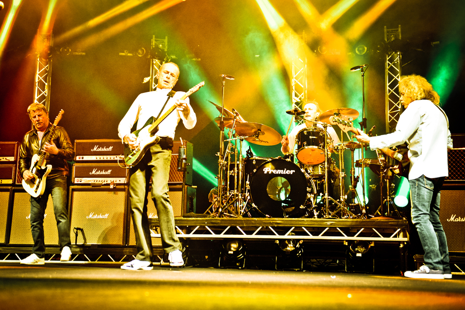 Status Quo - Photo credit: Danny Clifford