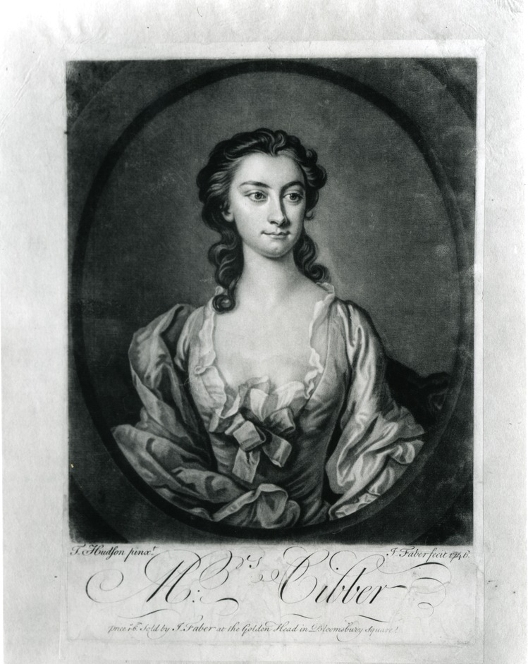 She Was Despised: Handel And Susannah Cibber - © The Handel House Trust Ltd