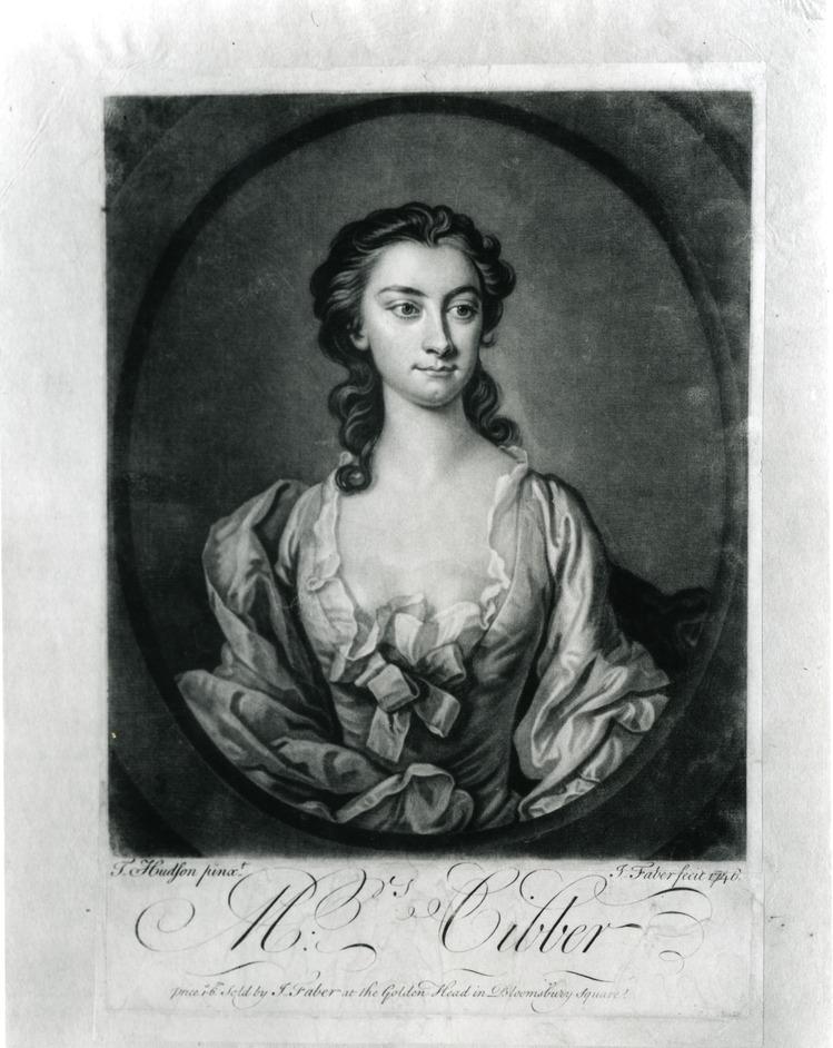 She Was Despised: Handel And Susannah Cibber - © The Handel House Trust Ltd