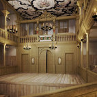 The Sam Wanamaker Theatre