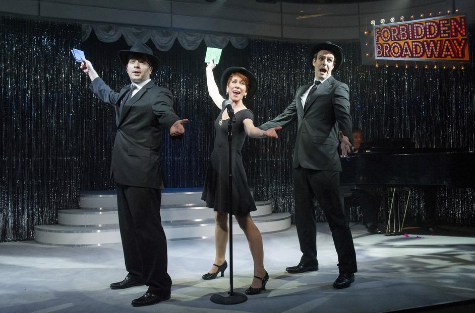 Forbidden Broadway - Photo copyright Alastair Muir