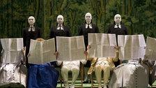 English National Opera: Xerxes by ENO, Clive Barda