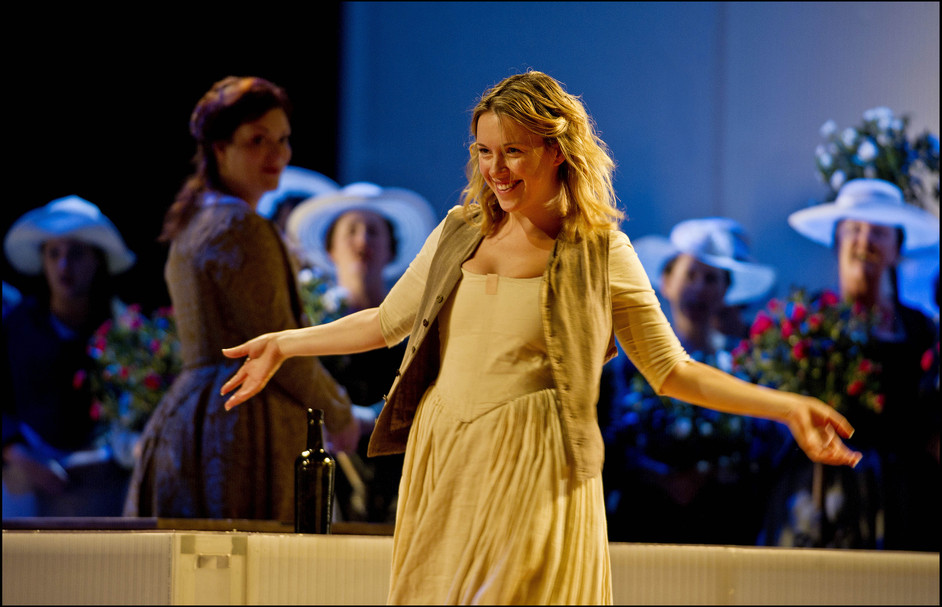 English National Opera: The Marriage Of Figaro - Photo copyright: ENO, Sarah Lee