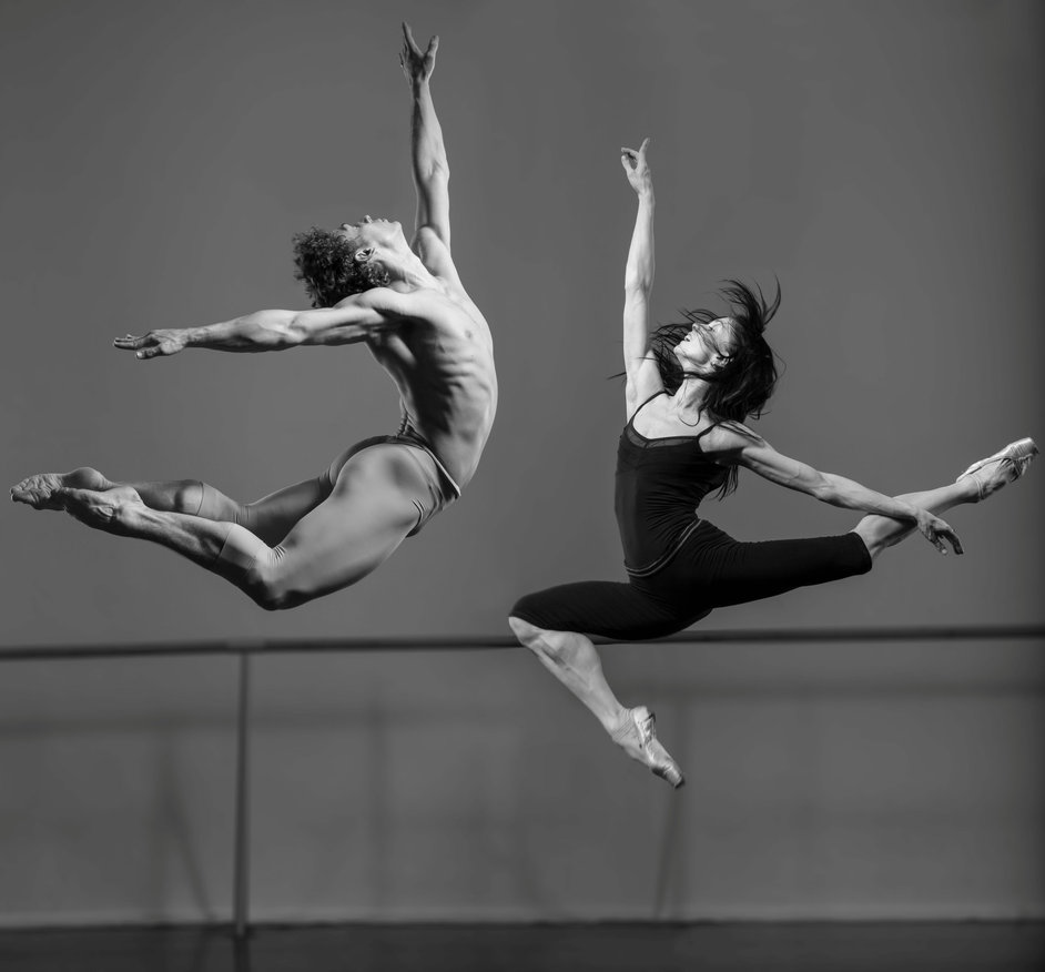 Natalia Osipova & Ivan Vasiliev: Solo For Two