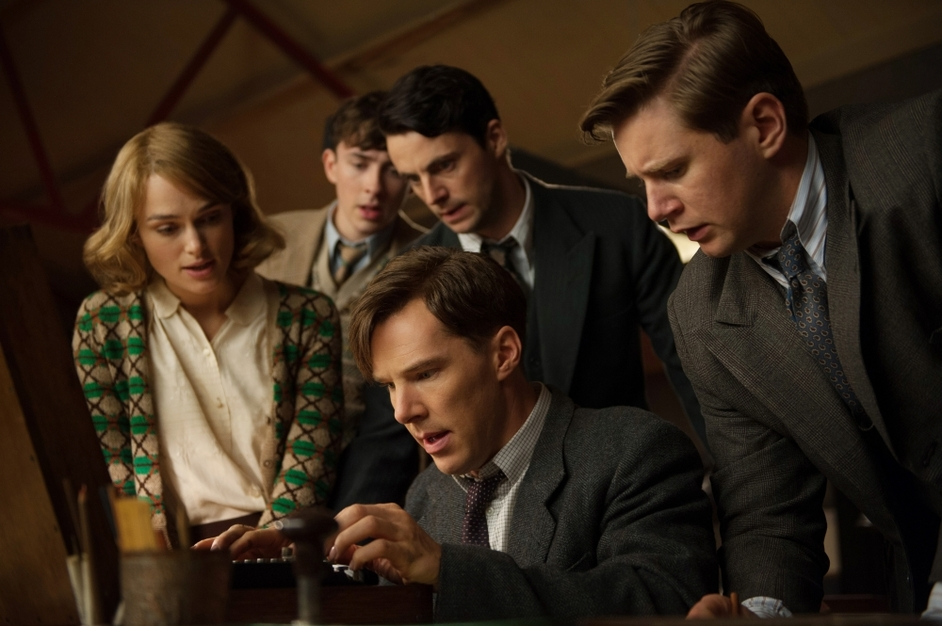 The BFI London Film Festival - The Imitation Game (2014)