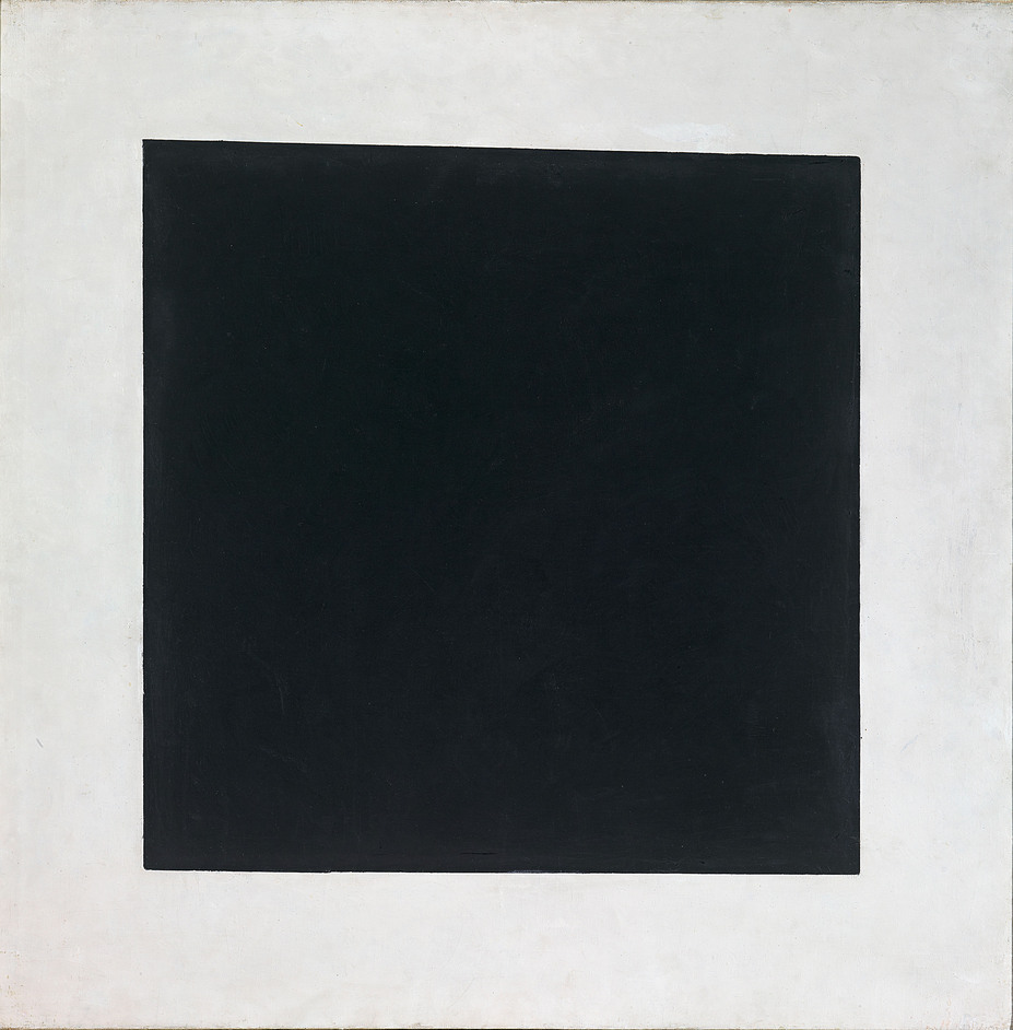 Malevich: Revolutionary of Russian Art - Black Square 1929 (c) State Tretyakov Gallery, Moscow