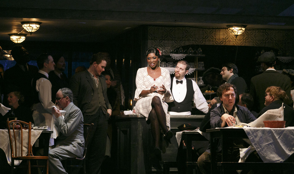 English National Opera: La Boheme - Image copyright: ENO, Donald Cooper