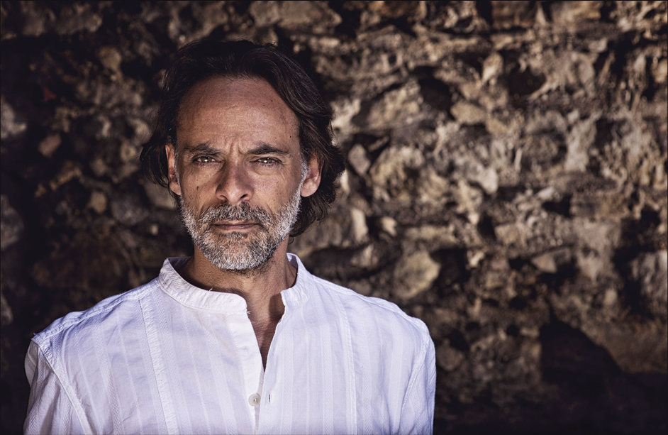 Holy Warriors - Alexander Siddig as Saladin in Holy Warriors, photographer: Sarah Lee