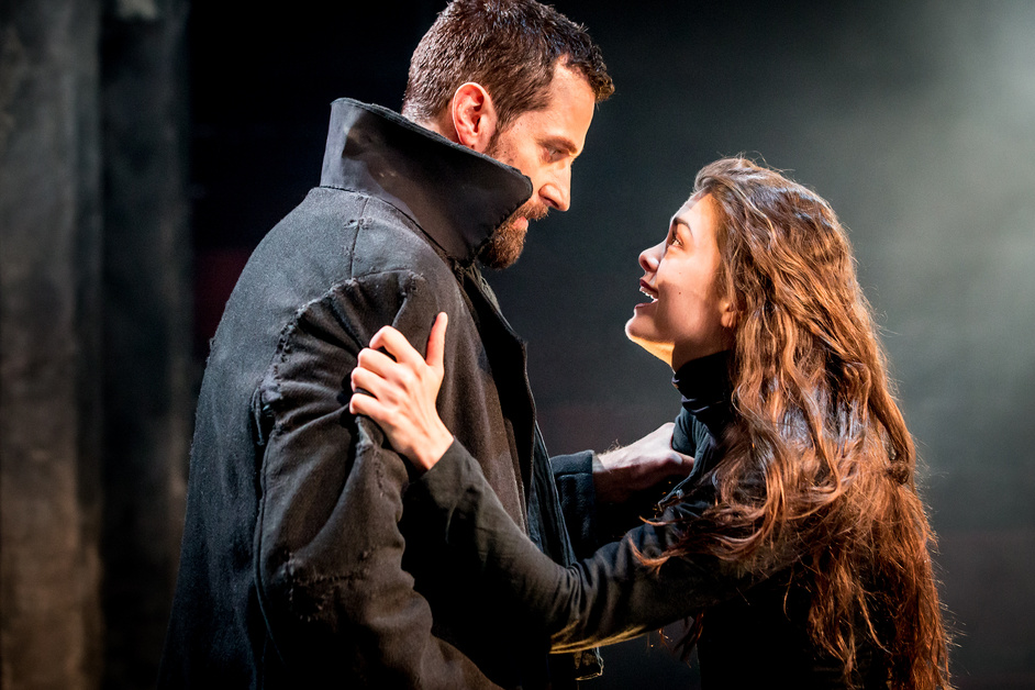 The Crucible - Photo by Johan Persson