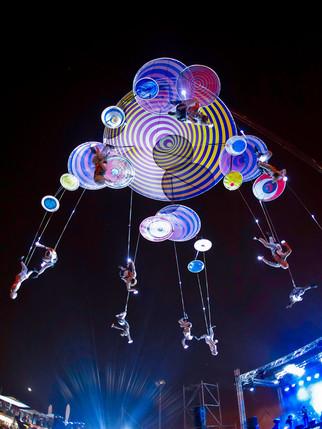 Greenwich & Docklands International Festival - Muare by Voala, image copyright Sergio Bolanos