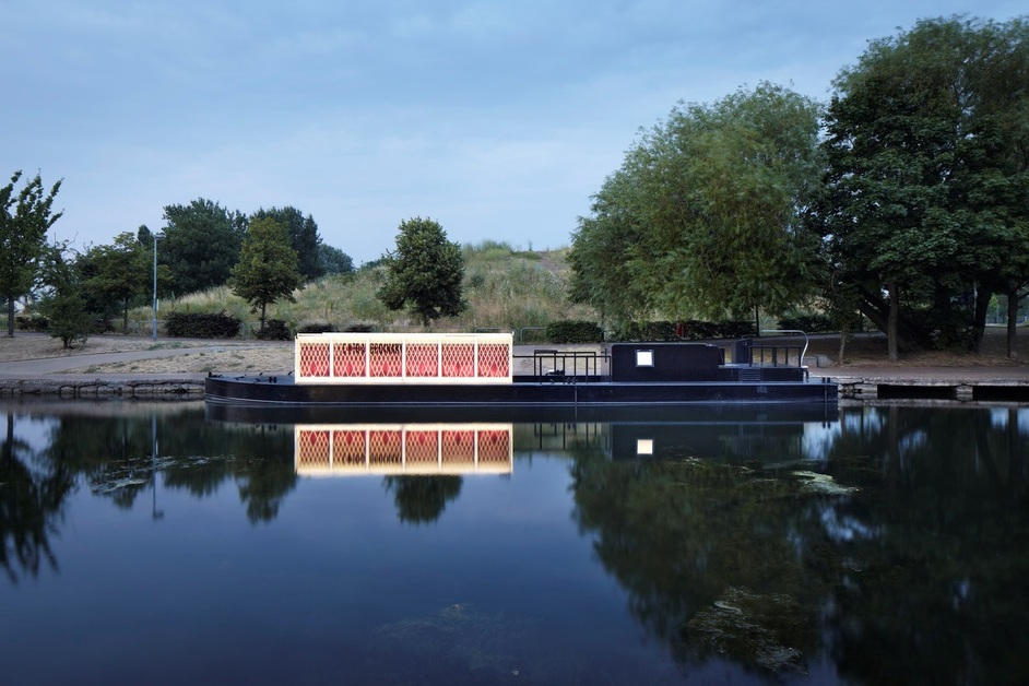 The Floating Cinema: Open Air Weekender East