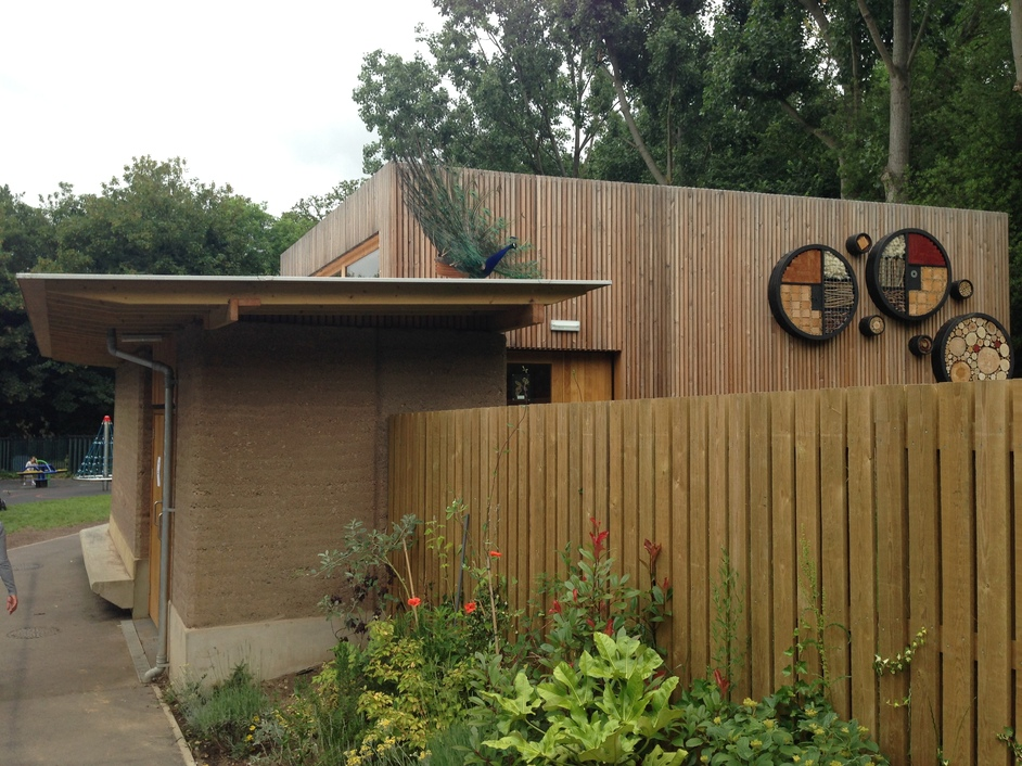 Holland Park - Holland Park Ecology Centre