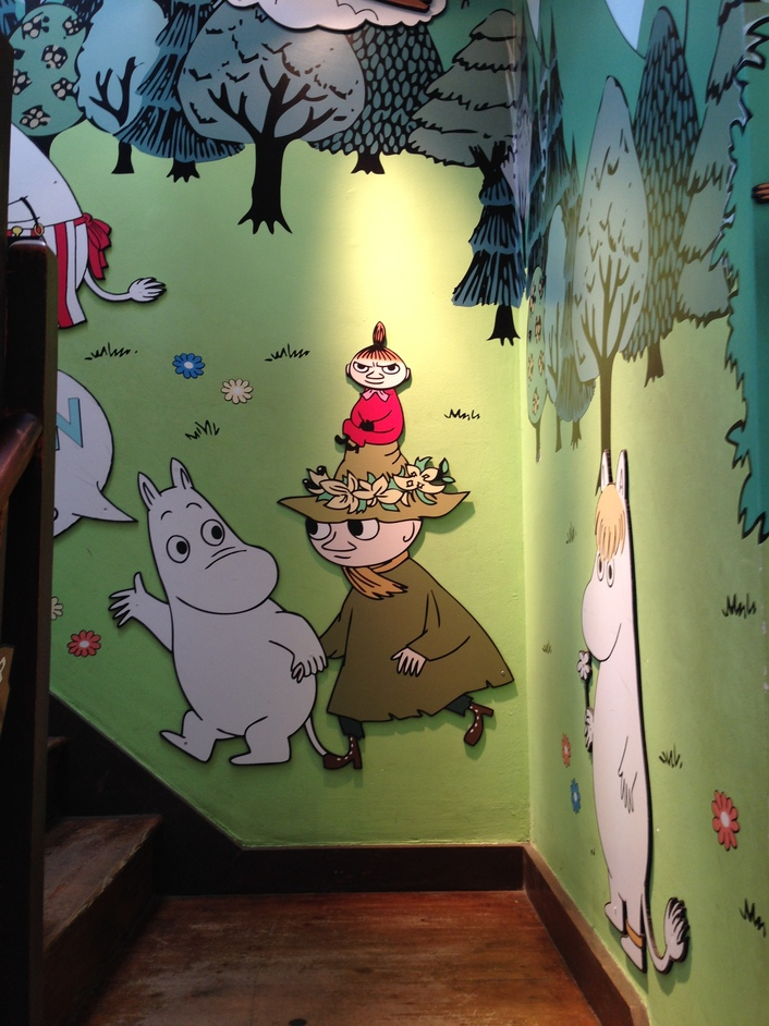 The Moomin Shop Images Covent Garden London | LondonTown.com