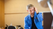 Richard III - Martin Freeman by Marc Brenner