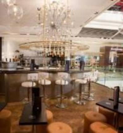 Searcys Champagne Bar Westfield Stratford City