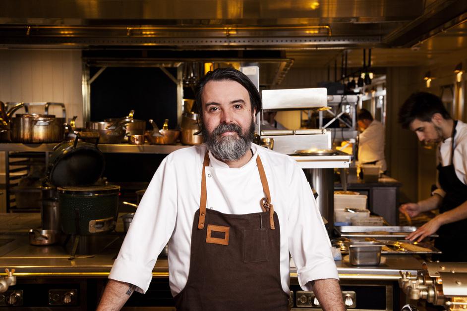 Nuno Mendes Restaurant London
