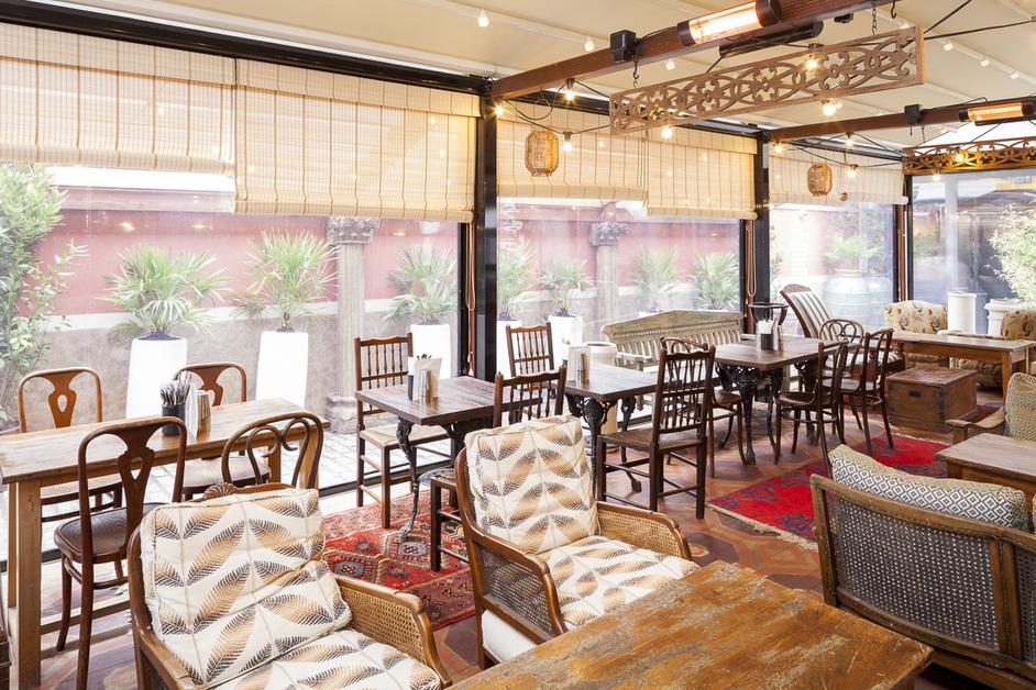 Indian Restaurants Near Shoreditch