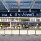 Heathrow Terminal 2 | The Queen's Terminal
